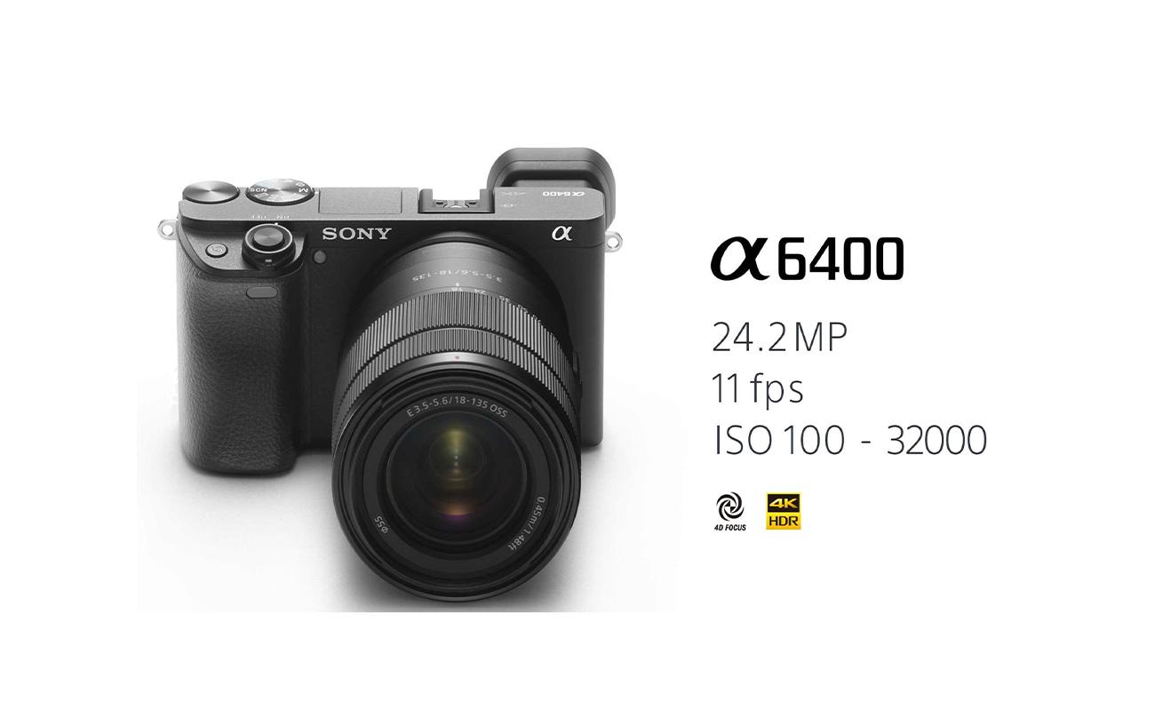 Sony A6400 İncelemesi - Aykut Kılıç