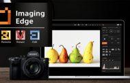 Imaging edge ( Fotoğraf düzenleme, Pc ile uzaktan kontrol ve fotoğraf izleme )